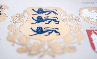 EESTI ENTSÜKLOPEEDIA 1933: kuidas kirjeldas Eesti elu meie esimene teatmeteos? Imeilus kulla-hõbedavärviga trükitud riigivapp on vaid üks detail!