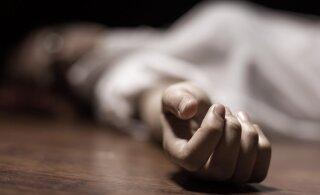 Друзья убитой сожителем в Кивиыли: он расправился с ней и пошел в город пить водку