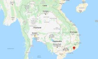 Во Вьетнаме во время прогулки по пляжу умер гражданин Эстонии