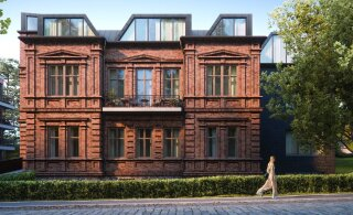 ДО И ПОСЛЕ | Роскошный симбиоз истории и современности: бывший Тартуский художественный музей превратится в эксклюзивный жилой дом