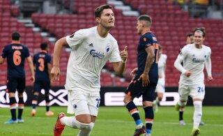 Manchester United ja Inter murdsid Euroopa liigas veerandfinaali
