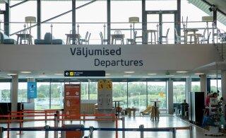 В Таллиннском аэропорту считают, что тестирование на COVID-19 стоит проводить и перед полетом
