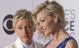 Naabrite sõnul said Ellen DeGeneresi ja Portia de Rossi majja sissemurdjad abi seestpoolt