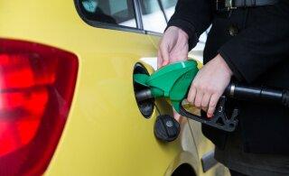 Бензин на заправках Эстонии может подорожать уже завтра!
