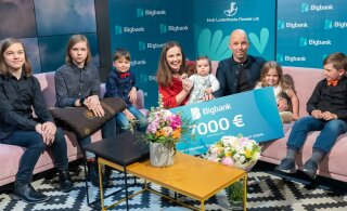FOTOD | Aasta suurpereks valiti kuuelapseline perekond Alev Võrumaalt