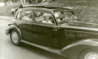 Laulupidu 1947: Isa silmad läksid märjaks ning ta hoidis kõvasti-kõvasti lapsel käest