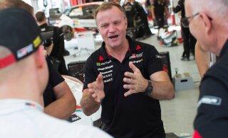 """Tommi Mäkinen andis uue sõitja palkamise kohta väga segase vastuse: """"Ei, jah..."""""""