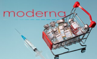 Moderna оценила эффективность вакцины от COVID в 100% при тяжелых случаях