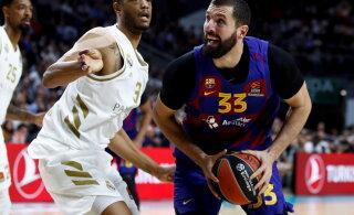 Euroliiga: Barcelona loodab Madridi Realilt revanši