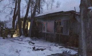 Страшный пожар в российском поселке: 11 погибших