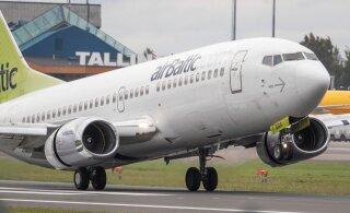 Air Baltic suures kahjumis? Läti ajaleht: I kvartali kahjum oli 30 miljonit eurot
