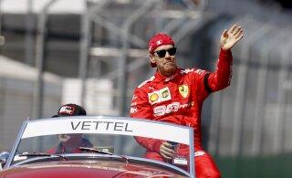 Itaalia meedia ründab Ferrarit ja Vettelit