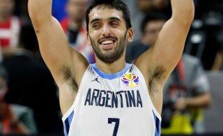 Argentina hiilgas, Serbia põles läbi
