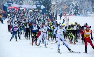 Для проведения лыжных марафонов правительство сделало исключение