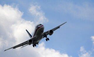 """Самолет """"Аэрофлота"""" совершил экстренную посадку в Риге из-за неполадки"""
