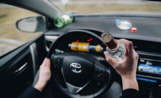 Пьяный вызвал себе полицию: выпил много водки, но хочется сесть за руль. Запретите мне!
