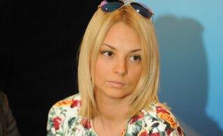 ФОТО. Дарья Сагалова показала фигуру в бикини