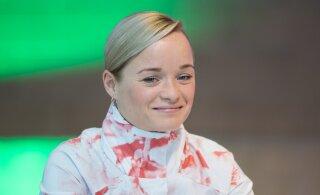ФОТО: Эстонская спортсменка блистала на красной дорожке в Каннах!