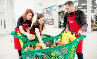 Глава Продуктового банка: в Эстонии большая часть списанных продуктов тратится впустую