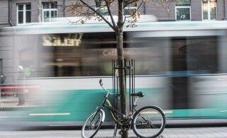 С понедельника в Таллинне уплотняется график движения автобусов