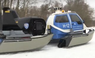 Пограничники Нарвы и Причудья получили универсальные гидрокоптеры