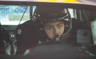 FOTOD | Läti rallisõitja tegi Monza rallil karmi avarii