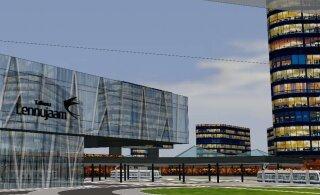 Ootamatu takistus Tallinna lennujaama uuenduskuuri teel: muinsuskaitse nõuab vana reisijatehoone säilitamist