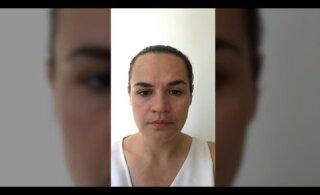 ВИДЕО | Эмоциональное обращение Тихановской. Она срочно покинула Беларусь