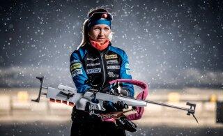 СЕГОДНЯ: Женская гонка биатлонисток на этапе Кубка мира в Норвегии