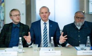 ФОТО | Предприятия ветряной энергетики сплотились, чтобы противостоять преградам развитию ветропарков