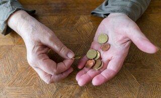 Латвийский депутат месяц прожил на минимальную пенсию и похудел на 8 кг