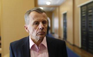 VIDEO   Jürgen Ligi: me ei soovi lasta Jüri Ratasel poliitilist enesetappu teha