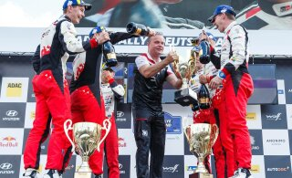 Ülevaade WRC-sarjast: kas Latvalale annab võimaluse Toyota või Hyundai? Kes jäävad aga töötuks?