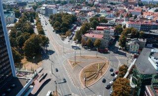 Таллинн получил за 9 месяцев полмиллиарда евро