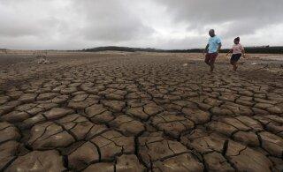 Kliimamuutus ja looduse reostus ähvardavad tuua uue majandusliku kollapsi