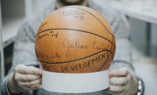 Spordimuuseum tähistab korvpalli MM-i finaali mälumänguga