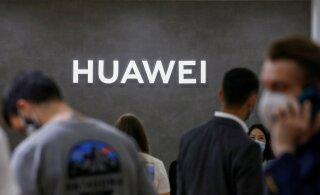 USA sanktsioonid vajutasid valusa pitseri: Huawei käibe kasv on järsult pidurdunud