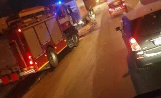 ВИДЕО | В столкновении грузовика и легковушки пострадала семилетняя девочка