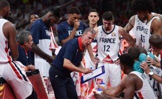 Prantsusmaa peatreener USA-ga mängust: võimatu missioon, mida üritame võita