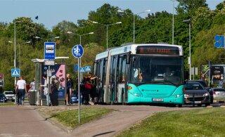 Osa MRP-lt ülevõetud ja ajutiselt suletud bussiliine ei taastatagi. Tallinn: nõudlust ei ole