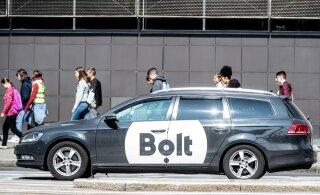 Bolt käivitab Tallinnas toidu tellimise teenuse Bolt Food