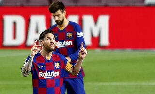 TÄNA | Kas Messi ja Barcelona suudavad hooaja päästa?