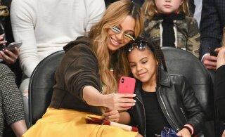 Andekus on päritav: Beyonce seitsme-aastane tütar võitis juba märgilise auhinna