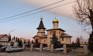 Епархия запретила служение священнику из Нарвы. Его подозревают в двух поджогах и краже дорогой чаши