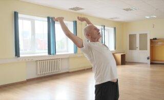 SPORDIHOMMIK | 79-aastane spordiveteran näitab harjutused ette. Tee kaasa!