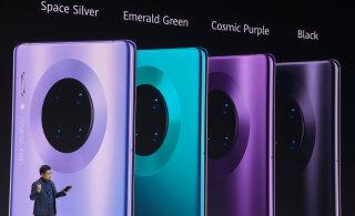 Huawei tutvustas uusi telefone: Google'i rakendusi pole, kuid kas seadmed Eestisse ka tulevad?