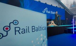 Üks hoop teise järel: kas nii nad tapavad meie Rail Balticu?