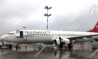 В Шереметьево возникло задымление в самолете. При эвакуации пострадали восемь пассажиров
