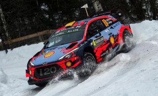 Hyundai WRC-tiim tegi märgilise liigutuse: Andreas Mikkelsen jäetakse Korsika rallilt eemale