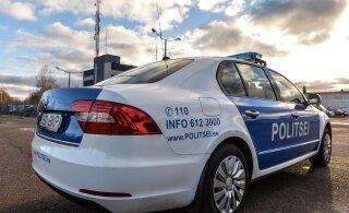 Tartus politsei eest põgenenud autojuhil oli narkojoove